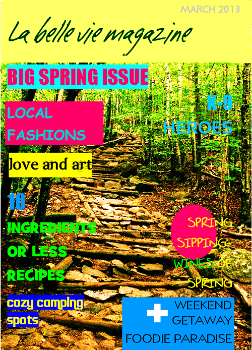 MARCH ISSUE 2013